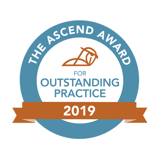 The Ascend Award for Outstanding Practice