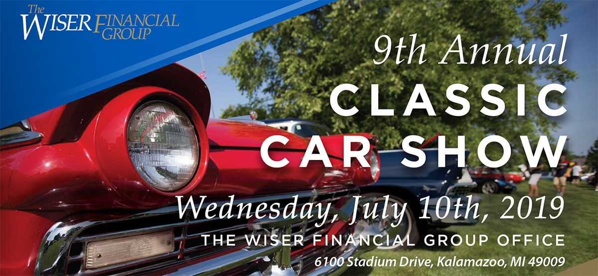 The 9th Annual Classic Car Show